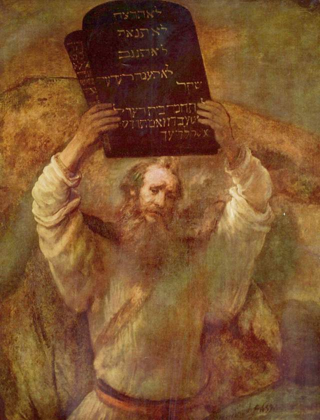 Moses and the Book of the Dead