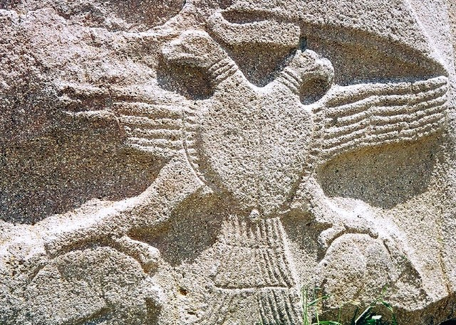 Hittite Eagles
