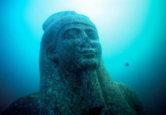Hapi at Thonis - Heracleion